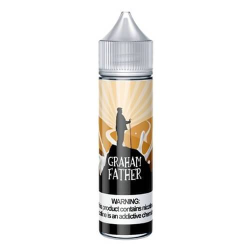 Public Bru Gourmet E-Liquids - Graham Father - 60ml / 6mg