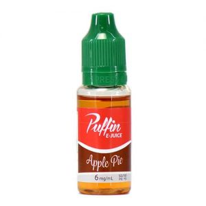 Puffin E-Juice - Apple Pie - 15ml / 0mg