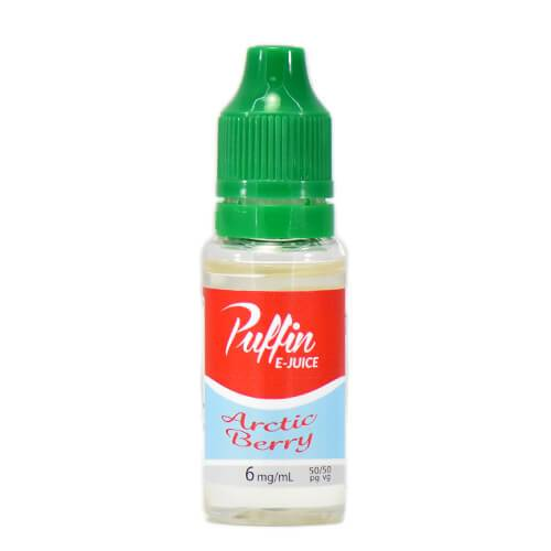 Puffin E-Juice - Arctic Berry - 15ml / 12mg