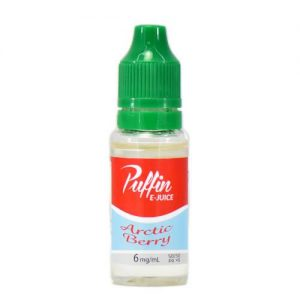 Puffin E-Juice - Arctic Berry - 15ml / 18mg