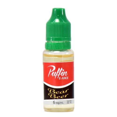 Puffin E-Juice - Bear Beer - 15ml / 12mg