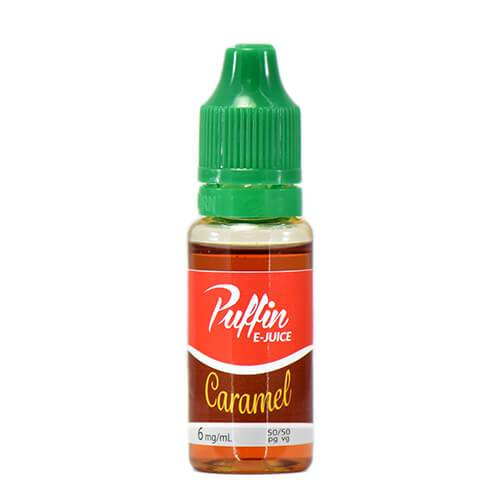 Puffin E-Juice - Caramel - 15ml / 18mg