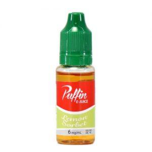 Puffin E-Juice - Lemon Sorbet - 15ml / 24mg