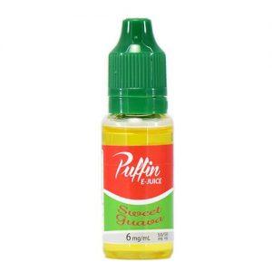 Puffin E-Juice - Sweet Guava - 15ml / 24mg