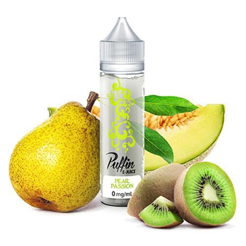 Puffin E-Juice - Pear Passion - 60ml / 6mg