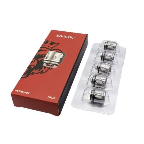 SMOK TFV8 Baby Coils (5 Pack) - Q4 / 0.4ohm