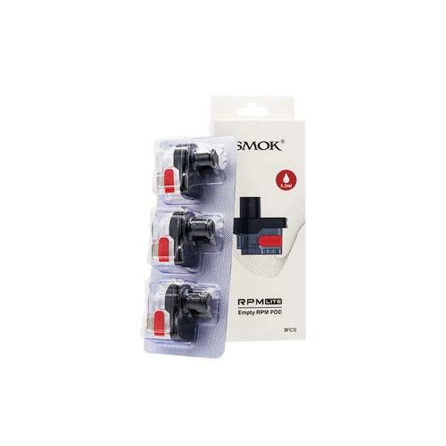 SMOK RPM Lite Replacement Pods (3 Pack) - RPM Empty Pod