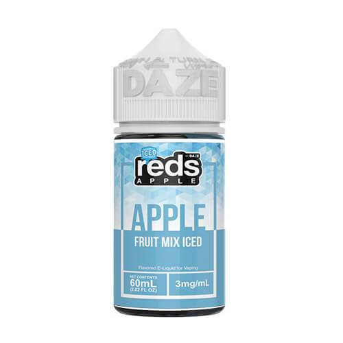 Reds Apple eJuice - Fruit Mix ICED - 60ml / 0mg
