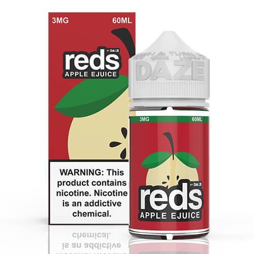 Reds Apple EJuice - Reds Apple - 60ml / 3mg