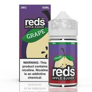 Reds Apple EJuice - Reds Grape - 60ml / 12mg