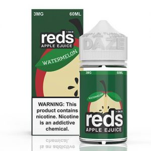 Reds Apple EJuice - Reds Watermelon - 60ml / 3mg