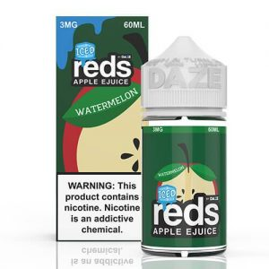 Reds Apple EJuice - Reds Watermelon Iced - 60ml / 3mg