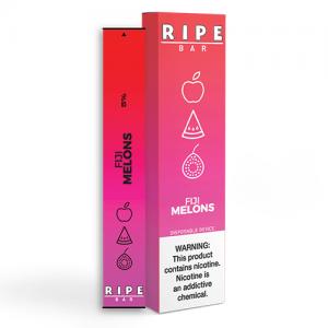 Ripe Bars - Disposable Vape Device - Fiji Melons - Single / 50mg