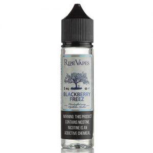 Ripe Vapes Synthetic - Blackberry Freez - 60ml / 0mg