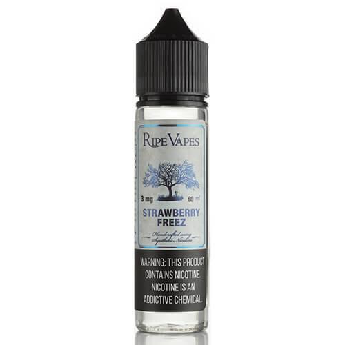 Ripe Vapes Synthetic - Strawberry Freez - 60ml / 6mg
