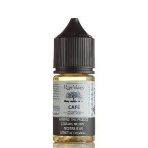 Ripe Vapes Synthetic Saltz - Cafe - 30ml / 50mg