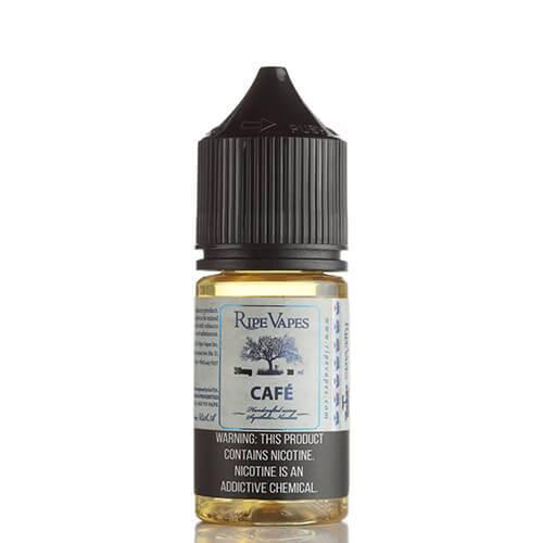 Ripe Vapes Synthetic Saltz - Cafe - 30ml / 30mg