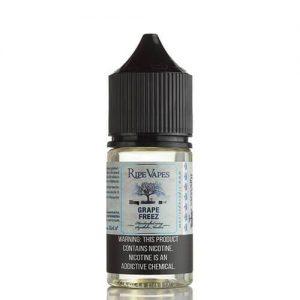Ripe Vapes Synthetic Saltz - Grape Freez - 30ml / 50mg