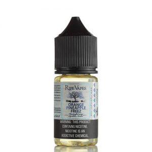Ripe Vapes Synthetic Saltz - Orange Pineapple Freez - 30ml / 50mg