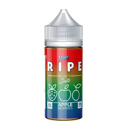 Ripe Collection Salts - Apple Berries - 30ml / 35mg
