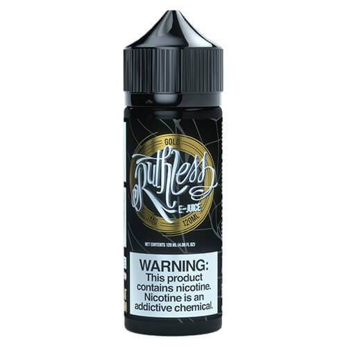 Ruthless eJuice - Gold - 120ml / 3mg