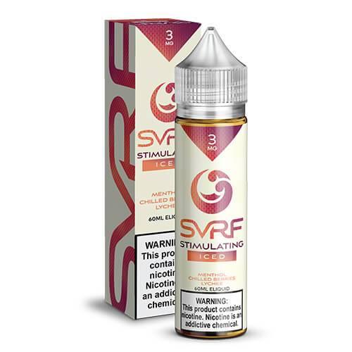 SVRF Iced - Stimulating Iced - 60ml / 6mg