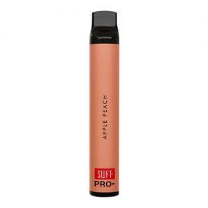 SWFT Bar PRO - Disposable Vape Device - Apple Peach - Single / 50mg