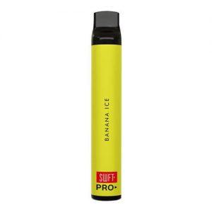 SWFT Bar PRO - Disposable Vape Device - Banana Ice - Single / 50mg
