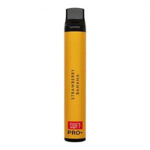 SWFT Bar PRO - Disposable Vape Device - Strawberry Banana - Single / 50mg