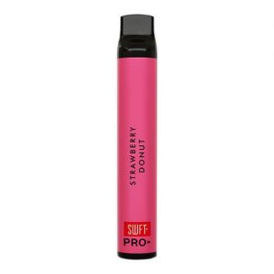 SWFT Bar PRO - Disposable Vape Device - Strawberry Donut - Single / 50mg