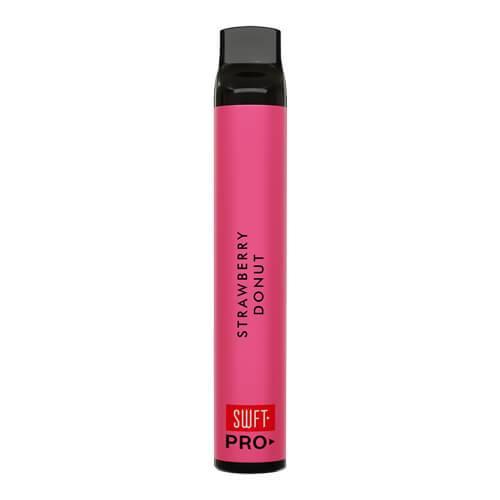 SWFT Bar PRO - Disposable Vape Device - Strawberry Donut - Single / 50mg