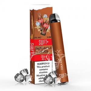 SWFT Bar Plus - Disposable Vape Device - Cola ICE - Single / 50mg