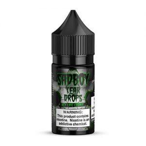 Sadboy E-Liquid Tear Drops - Key Lime Cookie SALT - 30ml / 28mg