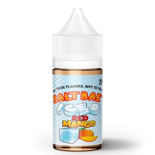 Salt Bae eJuice - Iced Red Mango - 30ml / 50mg