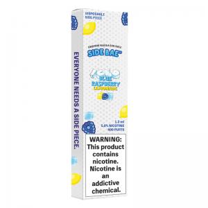 Side Bae - Disposable Vape Device - Iced Blue Raspberry Lemonade - 1.2ml / 50mg