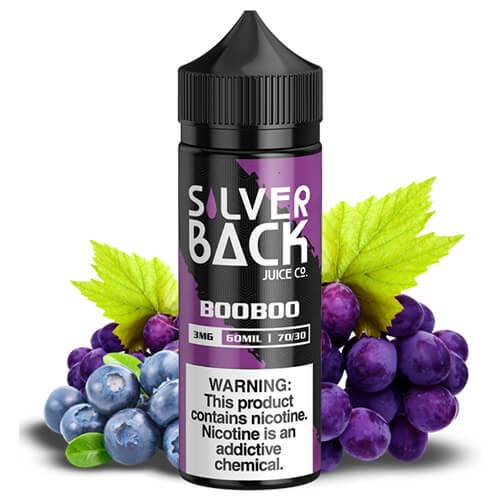 Silverback Juice Co. - BooBoo - 120ml / 6mg