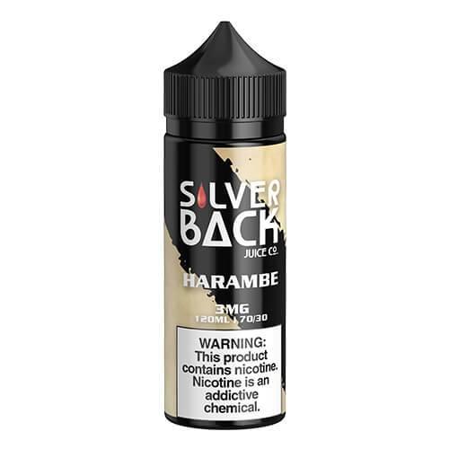 Silverback Juice Co. - Harambe - 120ml / 6mg