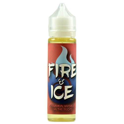 Skull & Roses Juice Co. - Fire & Ice - 60ml / 6mg