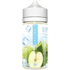 Skwezed eJuice - Green Apple Ice - 100ml / 0mg