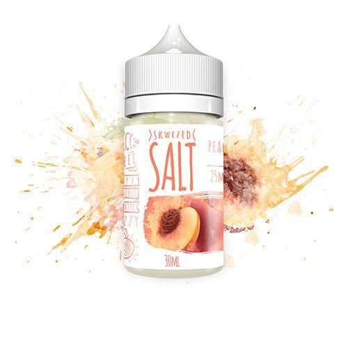 Skwezed eJuice SALTS - Peach - 30ml / 25mg