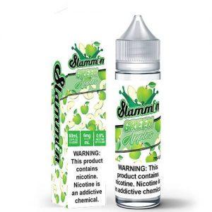 Slammin e-Liquid - Slammin Green - 60ml / 6mg