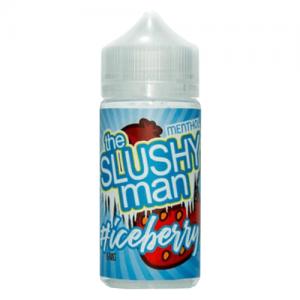 The Slushy Man E-Liquid - #ICEBERRY - 100ml / 3mg