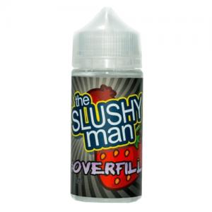 The Slushy Man E-Liquid - #OVERFILL - 100ml / 0mg