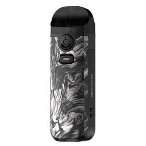 SMOK Nord 4 Starter Kit - Fluid Black Grey