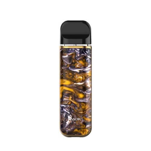 SMOK NOVO 2 Kit 800mAh - Yellow Purple Resin Streak