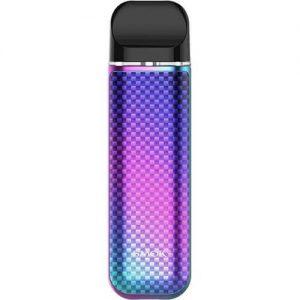 SMOK Novo 3 25W Pod System Starter Kit 800mAh - 7 Color Carbon Fiber