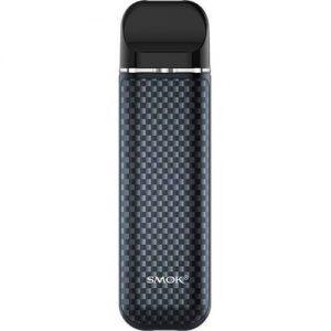 SMOK Novo 3 25W Pod System Starter Kit 800mAh - Black Carbon Fiber