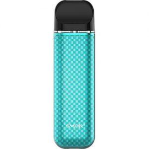 SMOK Novo 3 25W Pod System Starter Kit 800mAh - Tiffany Blue Carbon Fiber