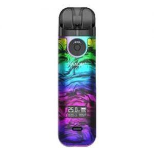 Smok Novo 4 Starter Kit - Fluid 7 Color