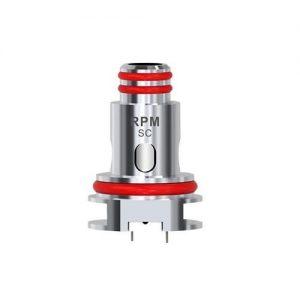 Smok RPM Single SC Coil (5 Pack) - 1.0ohm